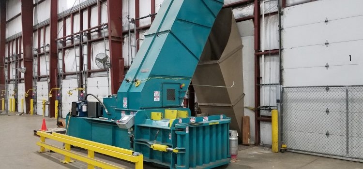 Baler or Compactor? Which is the right fit for your company?