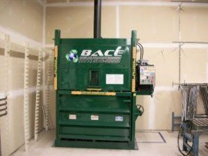 NEW BACE Vertical Baler
