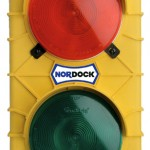 dock-communication product for loading dock safety