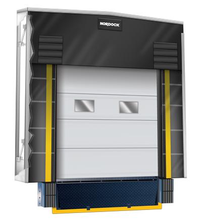 RF Series Truck Shelter