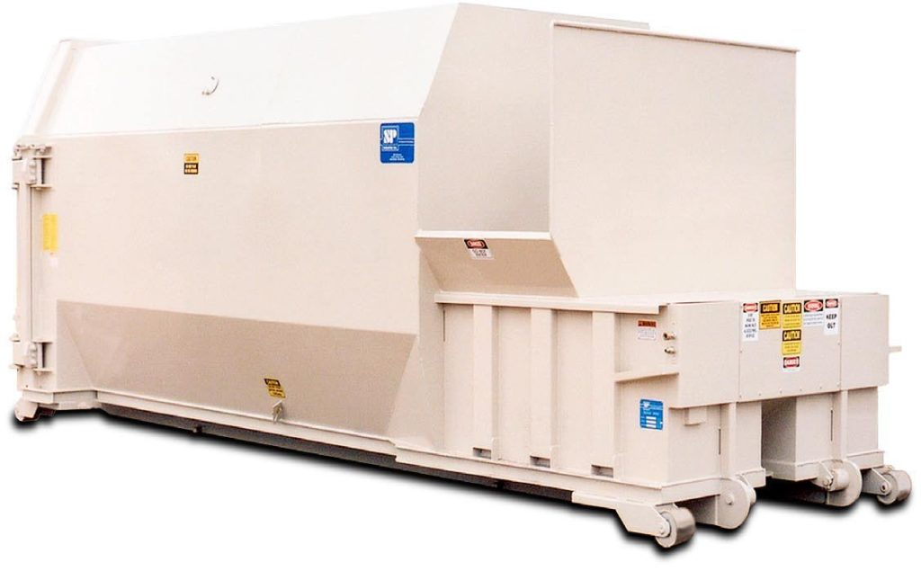 Self containted compactors
