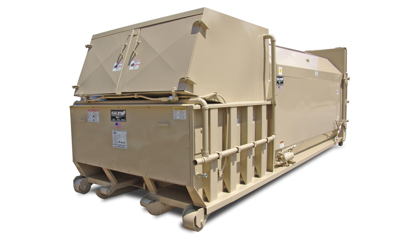 Dual Recycling Compactor