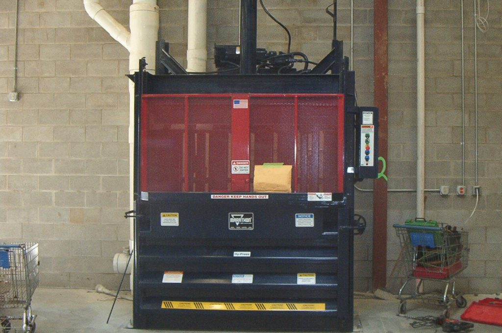 refurbished baler